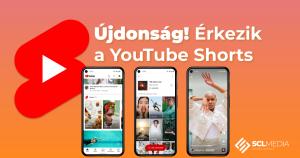 Érkezik a YouTube Shorts Magyarországra